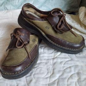 BOC Born slip-on loafer EUC. 7